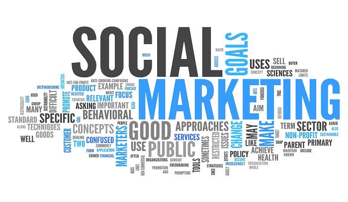 بازاریابی اجتماعی - انواع بازاریابی